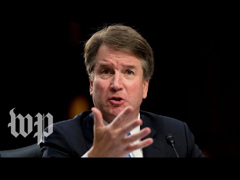 Live coverage of Brett Kavanaugh's Supreme Court confirmation hearing
