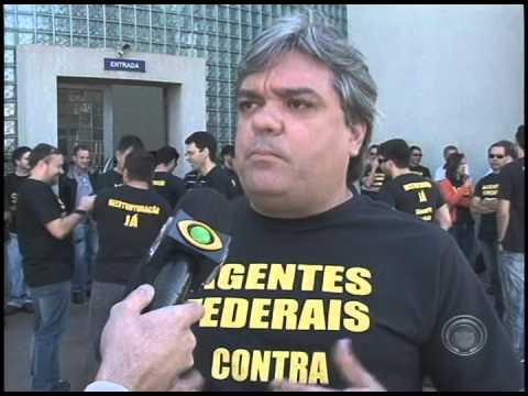 Justiça barra greve de Policiais Federais em todo o país (22/10)