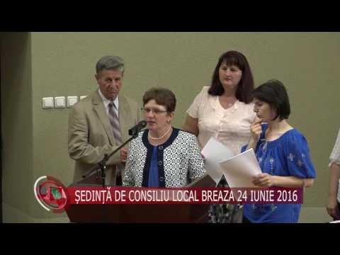 Emisiunea Proiecte pentru comunitate – 28 iunie 2016 – Breaza