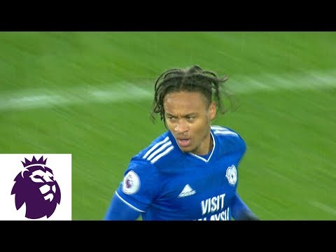 Video: Bobby Reid scores in scrum for Cardiff City against Watford | Premier League | NBC Sports