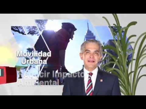 Miguel Ángel Mancera - Head of Government of Mexico DC
