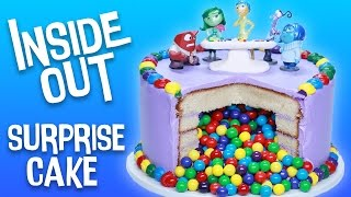 Download Youtube: INSIDE OUT SURPRISE CAKE - NERDY NUMMIES