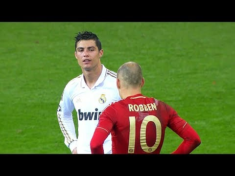 Why Are Great Players Afraid of Cristiano Ronaldo?