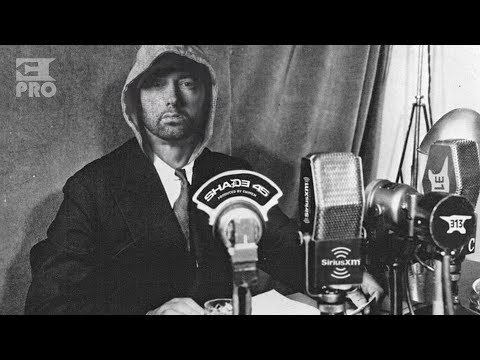 Eminem - Shady Fireside Chat on Shade45 (Full Q&A-Session with Fans about Revival, 15.12.2017)