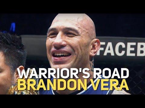 ONE: Warrior's Road   Brandon Vera   2018 Full Fight & Feature
