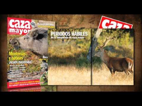 Revistas Federcaza y Caza Mayor Octubre 2016
