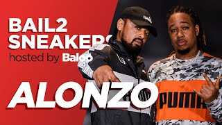 ALONZO – Bail 2 Sneakers RSX