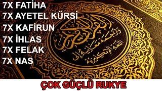 Video 7× Fatiha 7× Ayatul Kursi 7× Kafiroon 7× Ikhlas 7× Falaq 7× Nas Ruqyah-Sehr-EvIL-Magic-JiNN MP3, 3GP, MP4, WEBM, AVI, FLV Agustus 2019