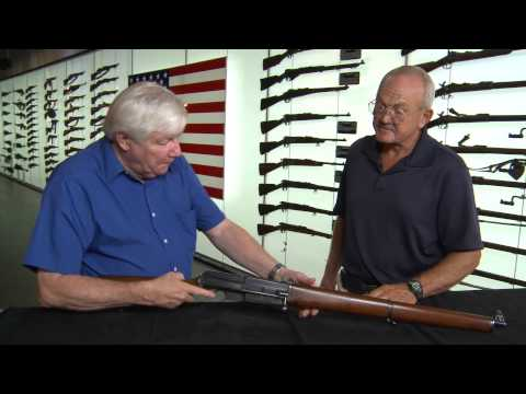 Semi Automatic/ Bolt Action 1903 Springfield prototype from 1910 | Unicorn guns with Jerry Miculek