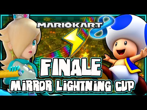 mirror - Think we can get 3000 likes for the FINALE? :D *READ DESCRIPTION* This is my 1440p 2K HD Playthrough of the Mirror Mode in Mario Kart 8 for the Nintendo Wii U! This is part 8 and the FINALE...