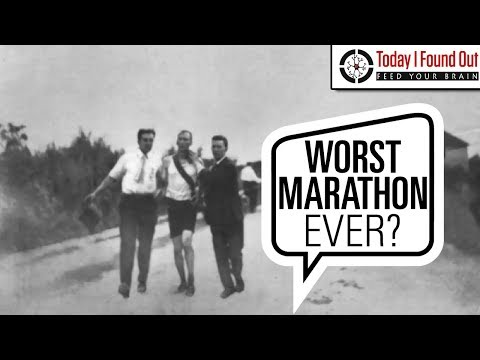 The Trials and Tribulations of 1904 Olympic Marathon Runners