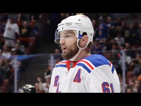 Video: Rangers' Rick Nash open to returning to Columbus?