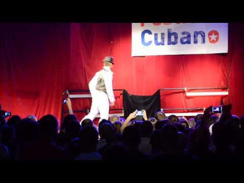 Festival Cubano 2013 BielskoBiała - Roynet Perez Gonzalez (видео)