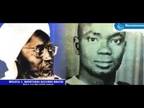 Serigne Mountakha Mbacke Le Nouveau Khalif General Des mouride