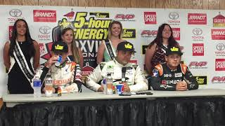 Knoxville Nationals Post Race Press Conference
