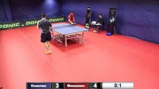 Ковалев А. vs Микаэлян С.