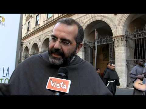 Marcia per la Terra Padre Aniello (SS. Apostoli): Questa piazza di protesta oggi diventa di proposte