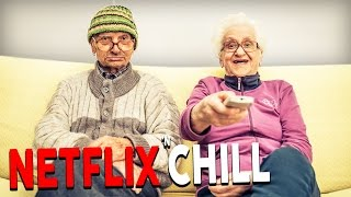 NETFLIX AND CHILL SIMULATOR! - Flix and Chill Gameplay