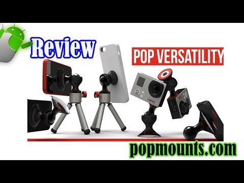 Pop Mount Review (видео)