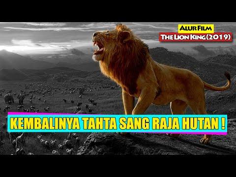 Kisah Putra Raja Merebut Tahtanya kembali | Alur Cerita Film THE LION KING (2019)