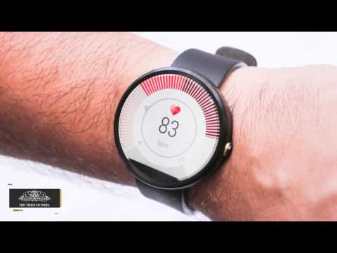 Moto 360 Second generation | First Look
