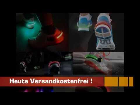 LED Sicherheitslicht für Ihren Schuh
