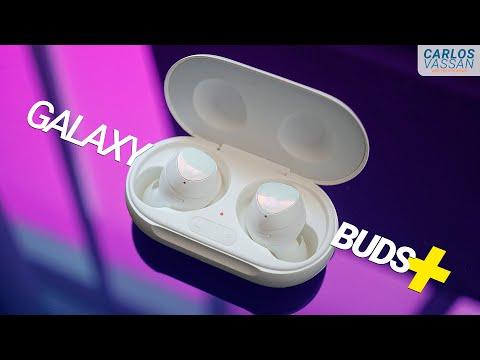 Samsung Galaxy Buds Plus+ | Unboxing y configuración Rápida