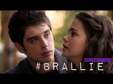 Brallie [The Fosters] - Beautiful Cause You Love Me