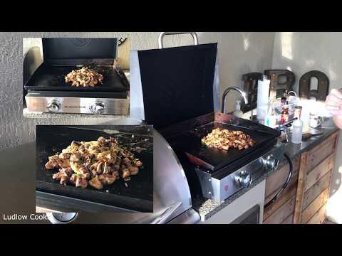 Blackstone 22 inch griddle Stir Fry