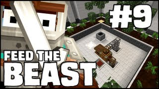 Nonton Minecraft Feed The Beast   Episode 9  Automated Tree Farm Film Subtitle Indonesia Streaming Movie Download