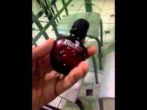 Resenha do perfume black xs by Paco Rabanne