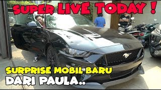 Video PAULA SURPRISE BAIM !! BAIM NANGIS  ?? # SAHUR WITH BAPAU # 21 MP3, 3GP, MP4, WEBM, AVI, FLV Juli 2019
