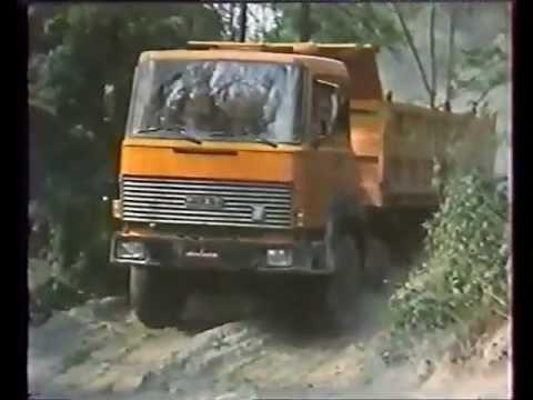 IVECO truck program 1978