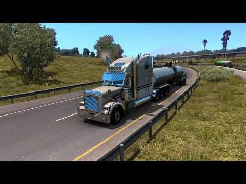 Freightliner Classic XL V2.0+ (BSA Revision) for ATS v1.39 v2.0