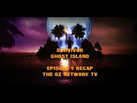 Survivor Ghost Island Episode 9 Recap with Erik Reichenbach - The Oz Network TV