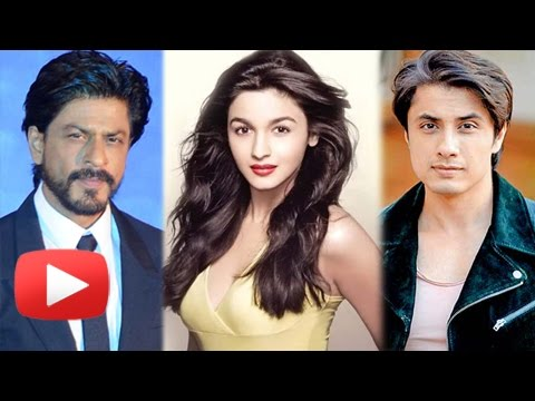 Shah Rukh Khan Alia Bhatt AVOID Pakistan Anger | E