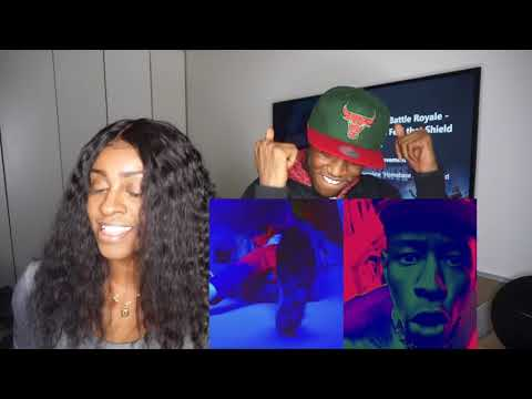 Tyler The Creator - OKRA (OFFICIAL MUSIC VIDEO REACTION) (видео)
