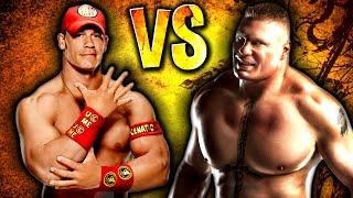 WWE 2K15: John Cena VS Brock Lesnar [FR//HD] full download video download mp3 download music download
