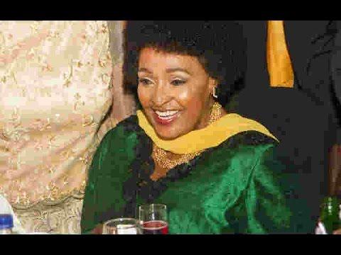 Winnie Madikizela-Mandela turns 80 years young