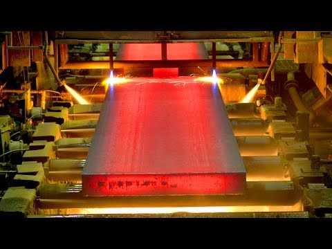 How It Works - Steel Production