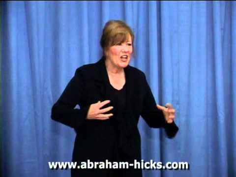 Abraham: THE KEY TO EFFORTLESS MANIFESTATION – Esther & Jerry Hicks