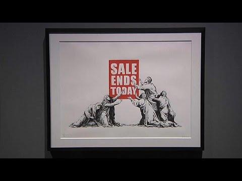 Μιλάνο: Νέα έκθεση του Banksy στο μουσείο MUDEC