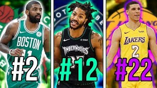 Video Ranking The BEST Point Guard From EVERY NBA Team In The 2018-19 Season MP3, 3GP, MP4, WEBM, AVI, FLV November 2018