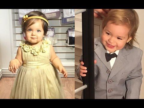 Boda de Yaco y Natalie: Mira en exclusiva la prueba de trajes de Gia y Liam