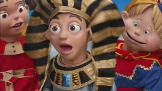 LazyTown S04E13 Mystery Of The Pyramid 1080p Icelandic.