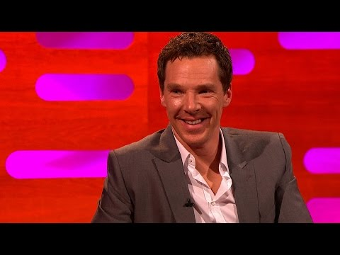 16 - http://www.bbc.co.uk/grahamnortonshow Graham Norton chats to Benedict Cumberbatch about him not being able to say