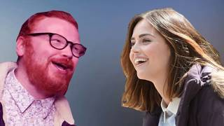 New rumour going around that Jenna Coleman will return to Doctor Who for Capaldi's Final Episode, here are my thoughts!Subscribe and comment down below!www.facebook.com/TheGingerGeek06www.twitter.com/TheGingerGeek06