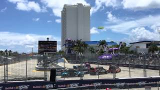 Randy Lewis, the World's #1 Trackchaser, visited the Bahia Mar Resort & Marina in Ft. Lauderdale, Florida for some Red Bull Rallycross racing. Randy has seen ...