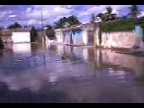 24h de chuva em Matriz de Camaragibe