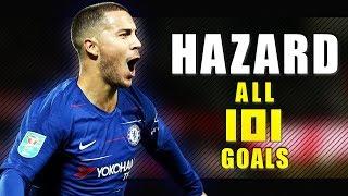Video Eden Hazard - All 101 Goals for Chelsea - 2012-2019 MP3, 3GP, MP4, WEBM, AVI, FLV Januari 2019